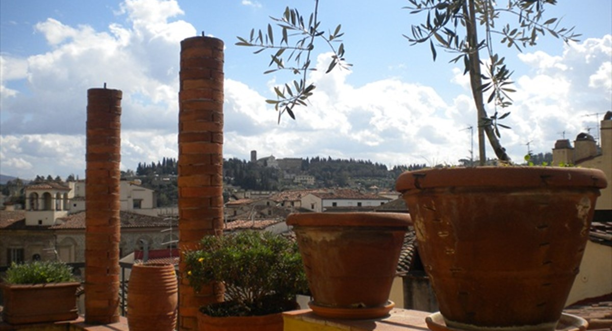 Florence Roof Top Apartment City Center Accommodation