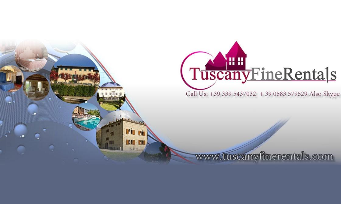 Logo of Tuscanyfinerentals
