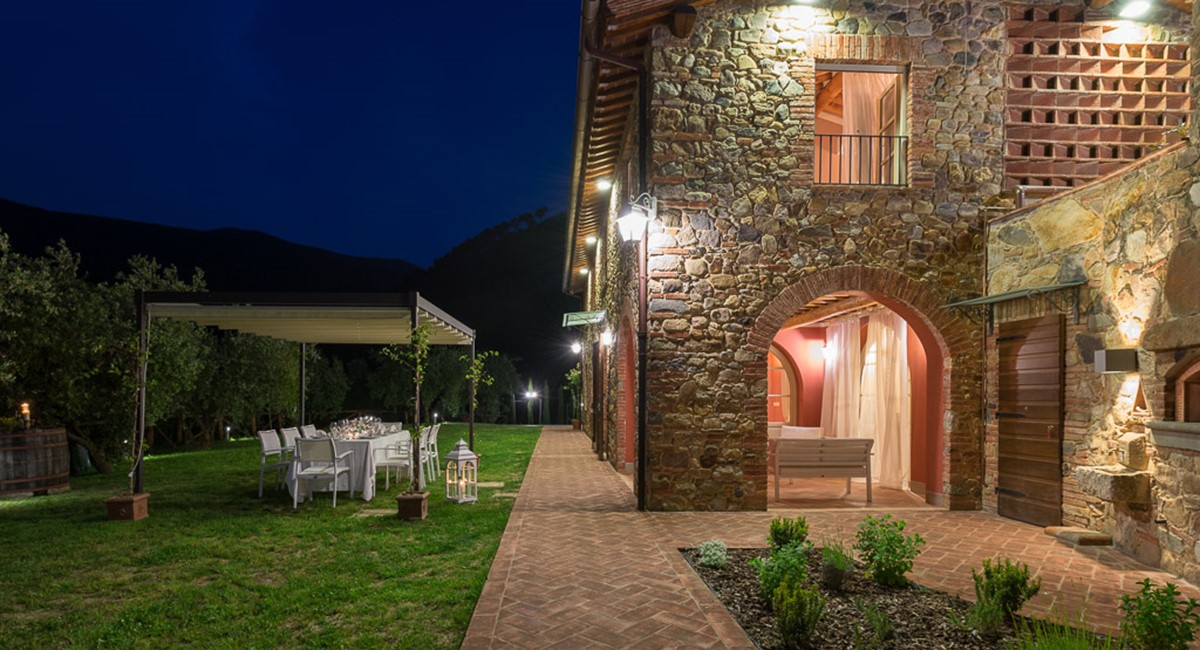 Tenuta Villa Al Poeta External Photos 8