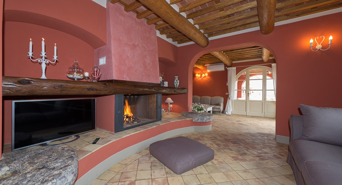 Tenuta Villa Al Poeta Internal Photos 14