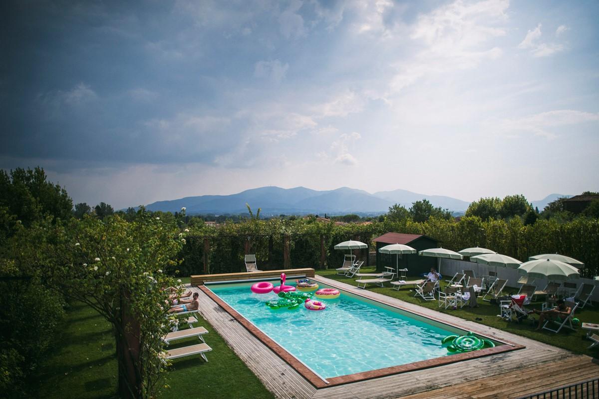 Luxury Villa Camaoire Lucca Italy 31